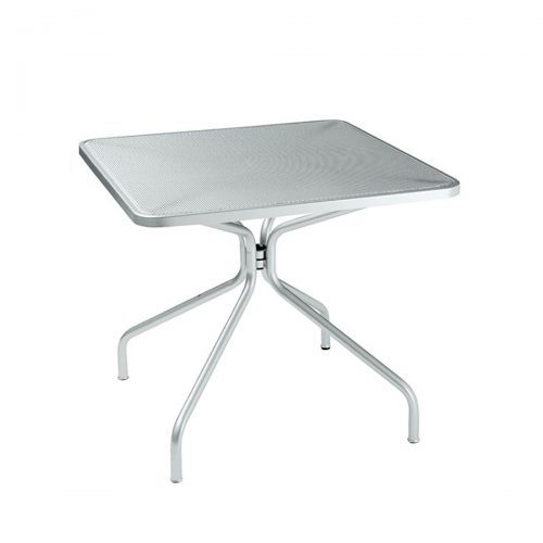 """24"""" Square steel table top"""