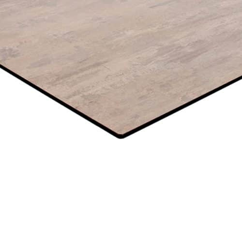 sandbar outdoor laminate table top