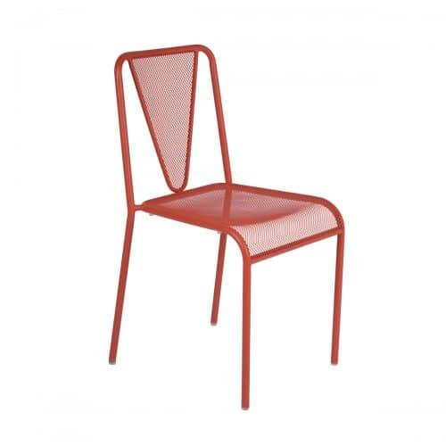 venice beach side chair