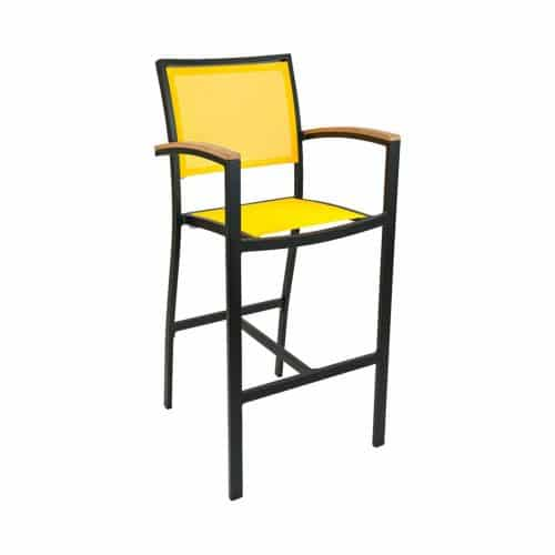 bal-56241 yellow outdoor barstool