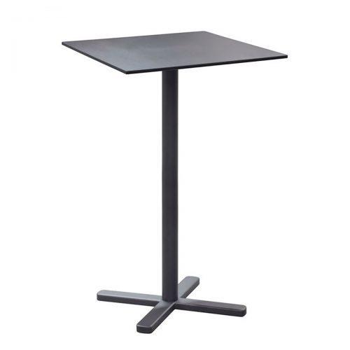 solid steel tilting top bar table