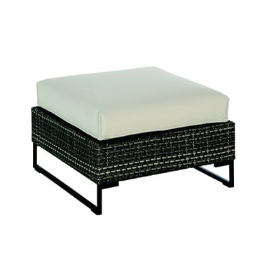 commercial outdoor ottoman