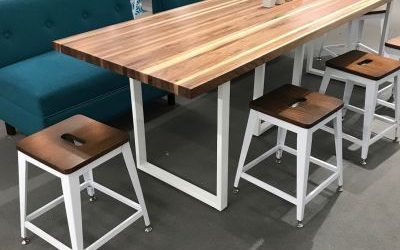 Communal Tables Now Available