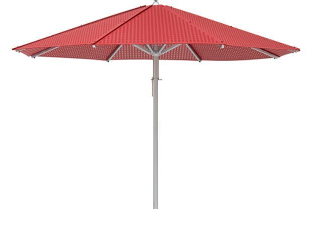 Aluminum Umbrella UM130P Property Owners Association Furniture