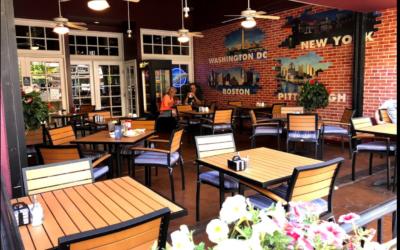 Restaurant Furniture for East Coast Deli!